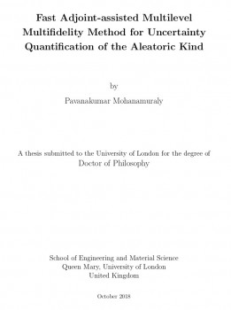 Thesis front page